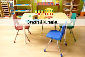 Day Care High Chairs Tsn Commercial And Residential Tomi Environmental Solutions Inc