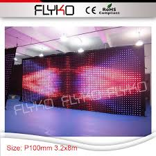 design event definition p100mm 3 2x8m design dimension software programmer led video curtain