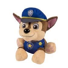 paw patrol peluche 20cm spin master plush original pup pals