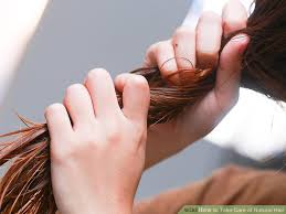 how to take care of the hair cuticle how to take care of natural hair with pictures wikihow