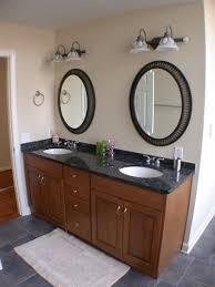 Powder Room Sink Vanity Cute Double Sink Vanity For Pleasant Bathroom Nuance Bathroom Piinme