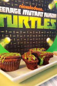 teenage mutant ninja turtles mutagen cupcakes nickelodeon parents
