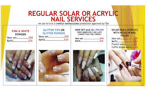nail services mesa spa and nails