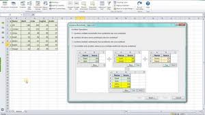consolidate data from multiple worksheets in a single worksheet