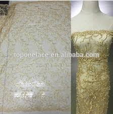tulle fabric wholesale fancy garment embroidery tulle lace beaded pearl tulle