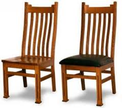 manhattan chairs from amish builders amish dining room furniture