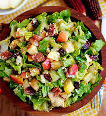 thanksgiving salad recipes that win the fitness magazine