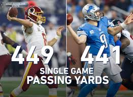 mind boggling stats thanksgiving nfl