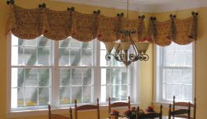 dining room 30 kitchen window treatments ideas wonderful dining
