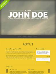 20 one page responsive templates with parallax effect only 19