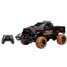 toy monster jam trucks for sale new bright 1 6 r c ff 9 6v off road mud slinger truck