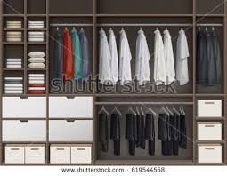 Cabinet Clothes Closet Stock Images Royalty Free Images U0026 Vectors Shutterstock