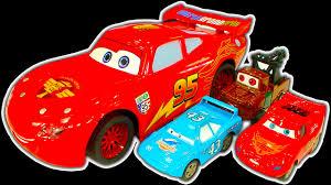 disney cars dark side knock toys ep2 lightning mcqueen cars 3