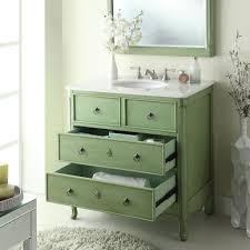 Vintage Bathroom Furniture Vintage Bathroom Vanity Cabinets The Kienandsweet Furnitures