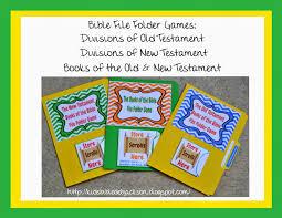 bible fun for kids bible file folder games