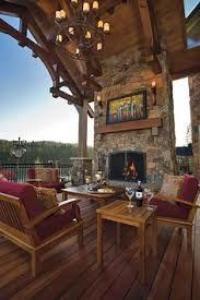 We Can Dream 7 Elements For An Outdoor Kitchen That Does It All Spectacular Outdoor Living Spaces Outdoor Living Living Spaces