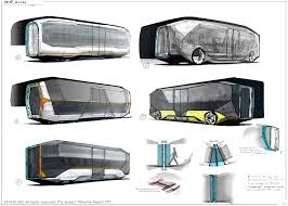 concept bus bus concepts for minority report tv project by timur mutsaev on