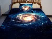 Starry Night Comforter Galaxy Bedroom Set Bed In A Bag Queen Galaxy Furniture And