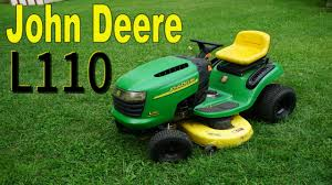 john deere l110 tractor comprehensive review parody youtube
