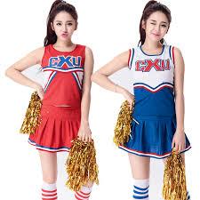 Cheerleader Halloween Costume Cheap Cheers Halloween Costumes Aliexpress