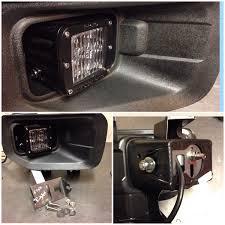 2015 f150 led fog lights 2015 f150 2017 f250 350 pod light adapter bracket fits rigid dually