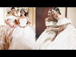 Wedding Dress Raisa Rachel Vennya Pengantinnya Malah Raisa Dipuja Puja Youtube