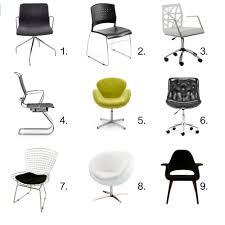 9 modern office chair picks by kirsten grove hayneedle blog