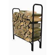log racks fireplace log holders and wood racks at ace hardware