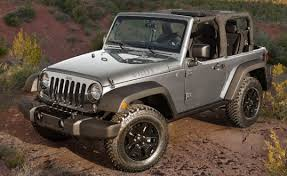 four seat the last cheap four seat convertible left is a jeep