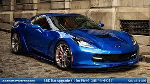 2014 corvette mods c7 corvette stingray z06 grand sport 2014 acs five1 bumper grill