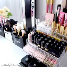 hair and makeup organizer makeup organization acrylic makeup boxes and magnetic palettes
