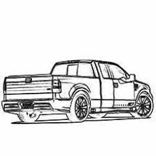25 free printable muscle car coloring pages