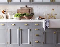 kitchen cabinets with gold hardware why gold fixtures and hardware are back in style did they