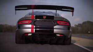 2016 Dodge Viper Acr Arrives Youtube