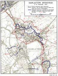 Karlsruhe Germany Map by Hyperwar Us Army In Wwii The Lorraine Campaign
