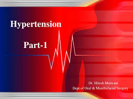all about hypertension for omf surgeons part 1