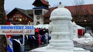 bavarian inn thanksgiving snowfest 2015 frankenmuth mi raising and jane