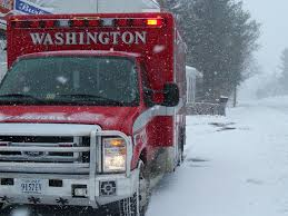 washington volunteer fire rescue helping neighbors
