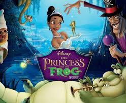 princess frog 2009 film cartoonson