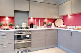 cuisine bi couleur peinture cuisine et combinaisons de couleurs en 57 idées