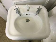 Pedestal Sink Sale Elevate Your Antique Pedestal Sink By Building A Platform Bring