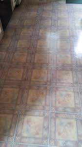 Peel And Stick Floor Tile Reviews This Is Dark Parquet Pattern Each Peel U0026 Stick Floor Tile Is One