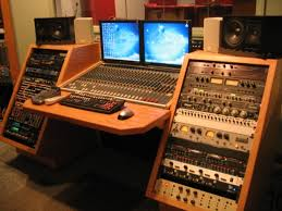 Creation Station Studio Desk Budget Studio Furniture Gearslutz Pro Audio Community