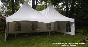 backyard tent rental backyard tent rental toronto backyard