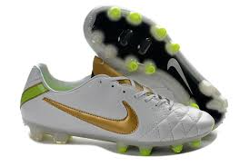 Nike Tiempo Legend Iv nike tiempo legend iv fg soccer cleats boots white glod green