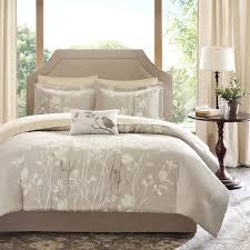 Twin White Comforter 8 Piece Renate Comforter Set Queen Luxury Ruffles Patchwork Rose