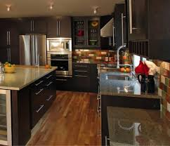 kitchen designs for split level homes bi level kitchen remodel
