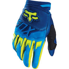 youth motocross gear clearance fox racing 2016 youth dirtpaw race gloves blue yellow available at