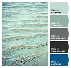 68 best coastal color palettes images on pinterest wall colors