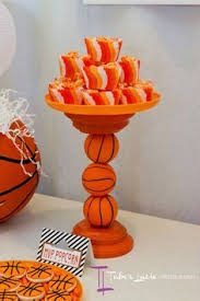 basketball party supplies march madness basketball centerpiece easy fresh cheap and has